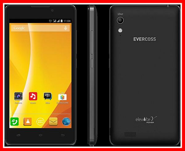 hp android quad core murah Evercoss Elevate Y Power