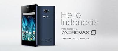 hp android quad core murah dibawah 2 juta smartfren andromax q
